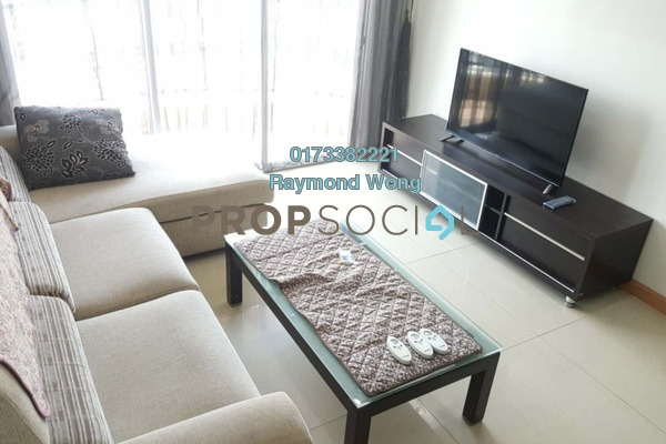 For Sale Condominium at Dynasty Garden, Kuchai Lama Freehold Semi Furnished 4R/3B 550k