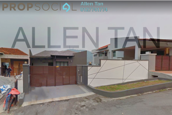 For Sale Semi-Detached at Vila Sri Ukay, Ukay Freehold Semi Furnished 5R/5B 1.7m
