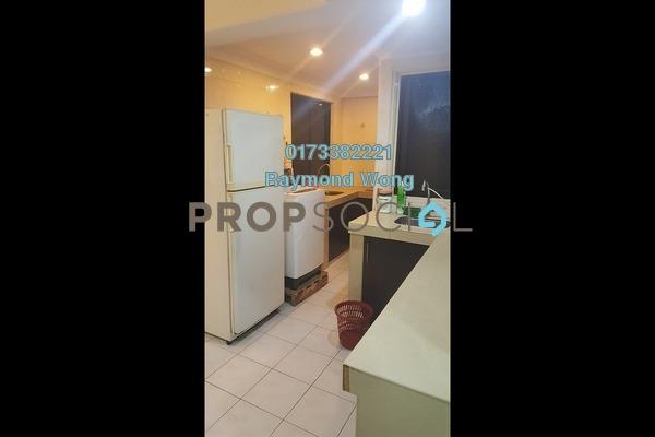 For Rent Apartment at Lestari Apartment, Bandar Sri Permaisuri Freehold Fully Furnished 3R/2B 1.35k