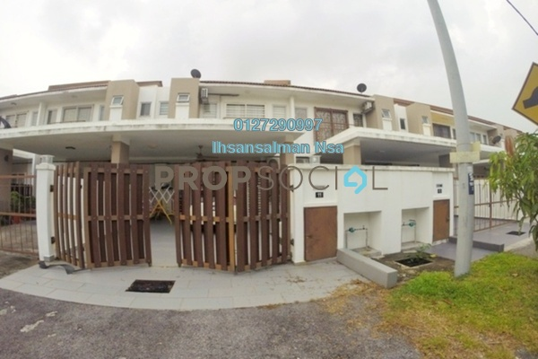 For Sale Terrace at Bandar Puncak Alam, Kuala Selangor Freehold Fully Furnished 4R/3B 515k