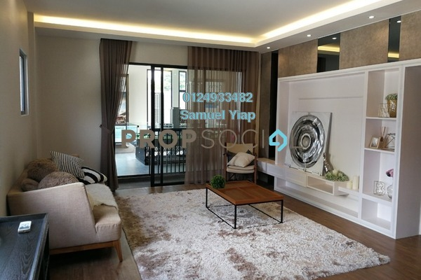 For Sale Condominium at Artis 3, Jelutong Freehold Unfurnished 3R/2B 790k