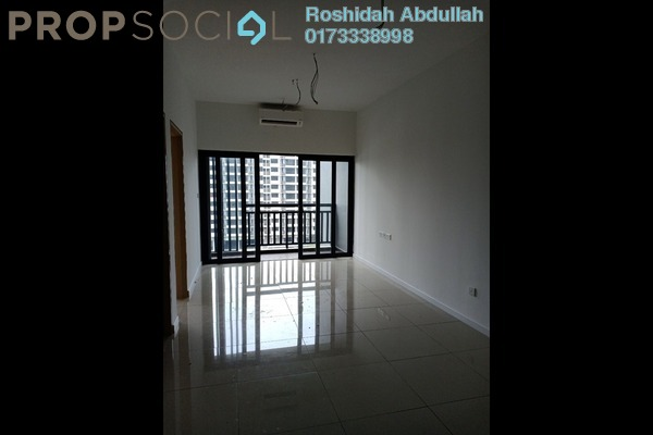 For Rent Serviced Residence at Suria Residence, Bukit Jelutong Freehold Unfurnished 2R/1B 1.4k