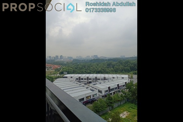 For Sale Serviced Residence at Suria Residence, Bukit Jelutong Freehold Unfurnished 2R/1B 499k
