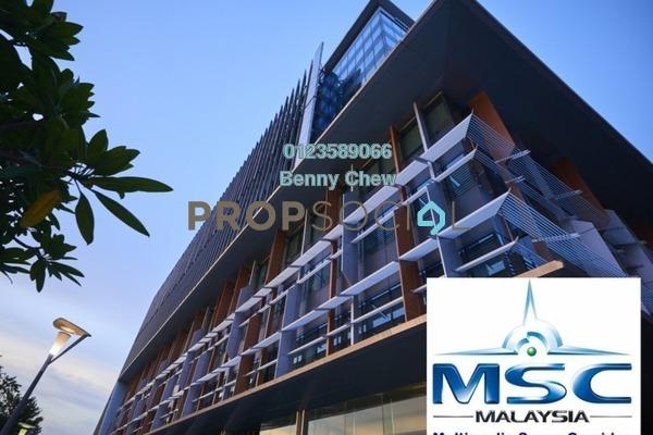 For Rent Office at Menara PjH, Putrajaya Freehold Semi Furnished 0R/0B 58.1k