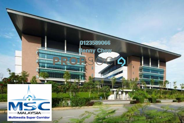For Rent Office at Wisma Shell, Cyberjaya Freehold Semi Furnished 0R/0B 27.5k