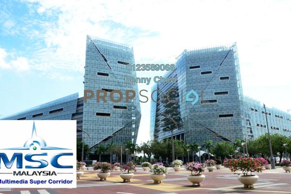 For Rent Office at Suasana PjH, Putrajaya Freehold Semi Furnished 0R/0B 104k
