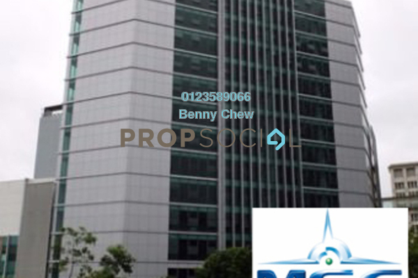 For Rent Office at Menara L&G, Putrajaya Freehold Semi Furnished 0R/0B 19.3k