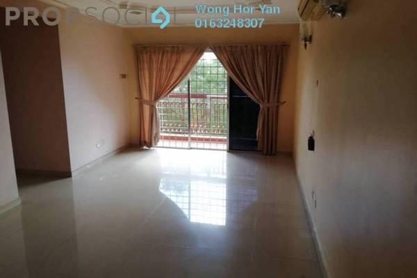 For Sale Apartment at D'Cahaya Apartment, Bandar Puchong Jaya Freehold Semi Furnished 3R/2B 335k