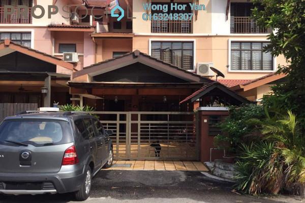 For Sale Terrace at Mutiara Bukit Jalil, Bukit Jalil Freehold Semi Furnished 5R/6B 1.18m