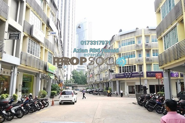For Rent Office at 8 Avenue, Petaling Jaya Freehold Unfurnished 0R/2B 2.81k