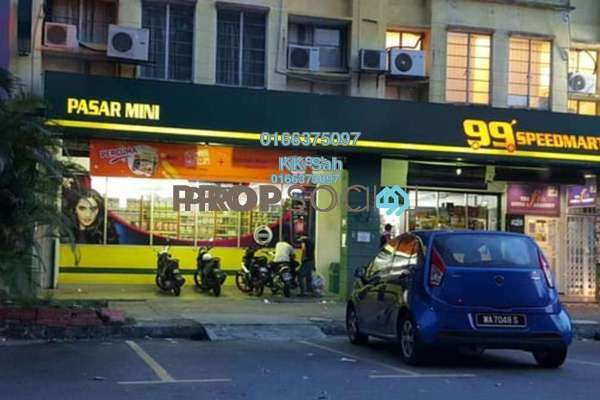 For Sale Shop at Petaling Jaya Commercial City, PJ South Freehold Semi Furnished 2R/4B 1.58m