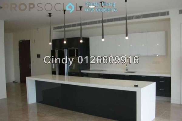 For Sale Condominium at One Menerung, Bangsar Freehold Semi Furnished 3R/4B 3.88m