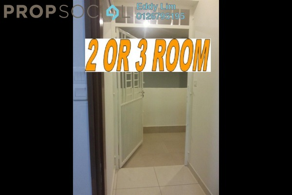 For Rent Condominium at Royal Regent, Dutamas Freehold Semi Furnished 2R/2B 1.6k