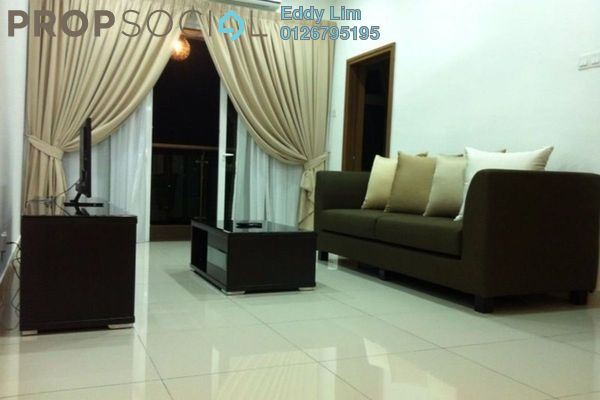 For Rent Condominium at Royal Regent, Dutamas Freehold Fully Furnished 2R/2B 1.8k