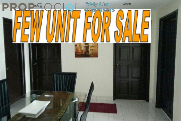 For Sale Condominium at Sri Putramas I, Dutamas Freehold Fully Furnished 3R/2B 408k