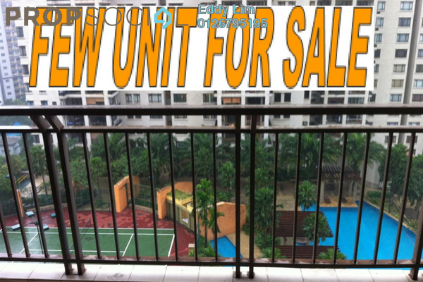 For Sale Condominium at Sri Putramas II, Dutamas Freehold Fully Furnished 3R/2B 535k