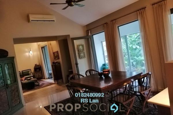 For Sale Terrace at Kota Kemuning Hills, Kota Kemuning Freehold Semi Furnished 4R/4B 1.65m