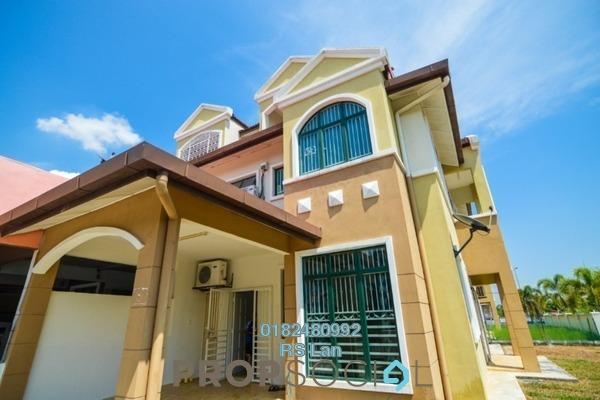 For Rent Terrace at Kota Warisan, Sepang Freehold Semi Furnished 4R/4B 2k