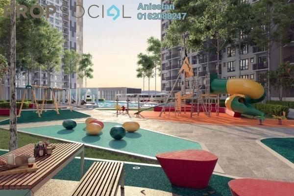 For Sale Condominium at Platinum Splendor Residence, Kuala Lumpur Freehold Unfurnished 3R/2B 427k