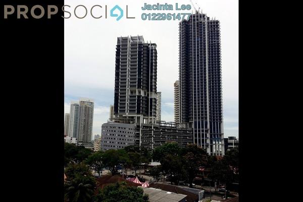 For Sale Condominium at Setia V Residences, Gurney Drive Freehold Semi Furnished 3R/2B 1.54m
