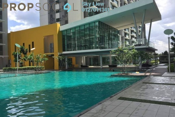 For Sale Condominium at The Z Residence, Bukit Jalil Freehold Semi Furnished 3R/2B 750k