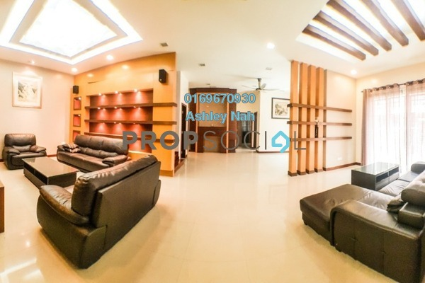 For Sale Semi-Detached at Setia Eco Park, Setia Alam Freehold Fully Furnished 5R/5B 1.89m