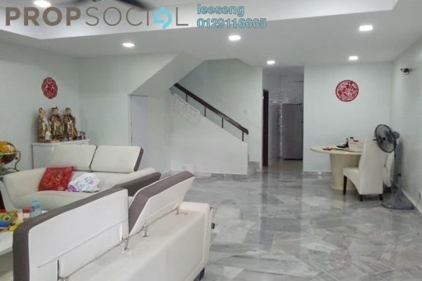 For Sale Terrace at Bandar Baru Klang, Klang Freehold Fully Furnished 4R/3B 580k