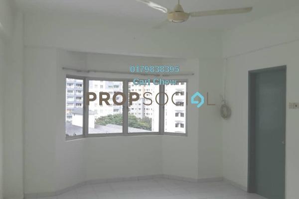 For Rent Condominium at Tiara Kelana, Kelana Jaya Freehold Semi Furnished 3R/2B 1.7k