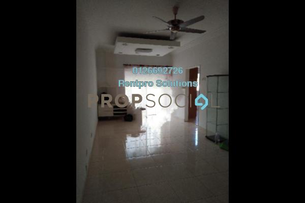 For Rent Condominium at Ketumbar Hill, Cheras Freehold Semi Furnished 2R/2B 1.2k