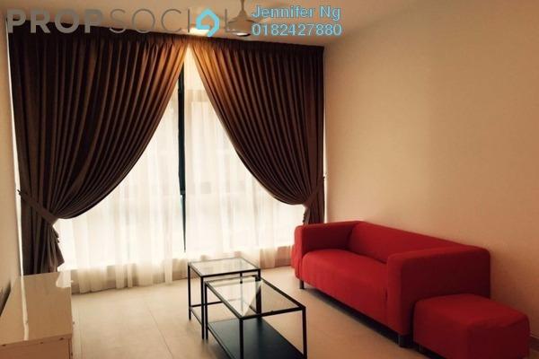 For Rent Serviced Residence at AraGreens Residences, Ara Damansara Freehold Fully Furnished 1R/1B 2.1k