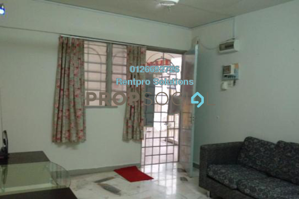 For Rent Apartment at Taman Bukit Cheras, Cheras Freehold Semi Furnished 2R/1B 550translationmissing:en.pricing.unit