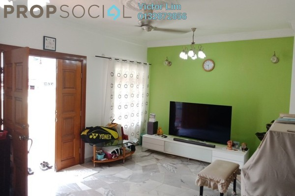 For Sale Link at BK4, Bandar Kinrara Freehold Semi Furnished 4R/3B 738k
