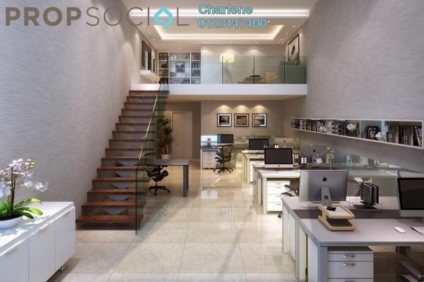 For Sale Duplex at Pinnacle, Petaling Jaya Leasehold Unfurnished 2R/2B 711k