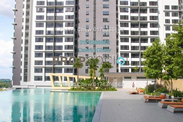 For Sale Serviced Residence at Tropicana Metropark, Subang Jaya Freehold Unfurnished 0R/1B 306k