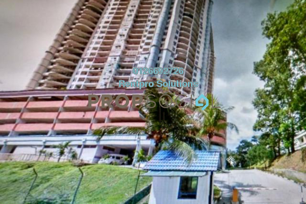 For Rent Condominium at Venice Hill, Batu 9 Cheras Freehold Unfurnished 2R/1B 700translationmissing:en.pricing.unit