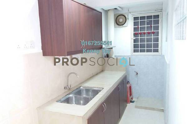 For Sale Condominium at Plaza Medan Putra, Bandar Menjalara Freehold Semi Furnished 3R/2B 355k