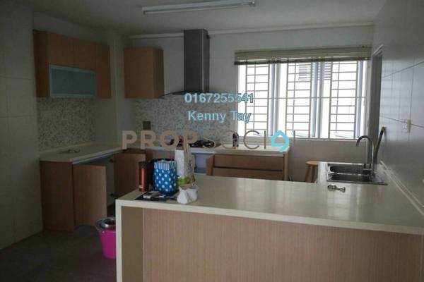 For Sale Condominium at Villa Orkid, Segambut Freehold Semi Furnished 4R/3B 649k