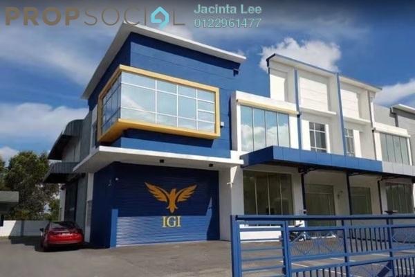 For Sale Factory at Bandar Rinching, Semenyih Freehold Semi Furnished 2R/4B 1.9m