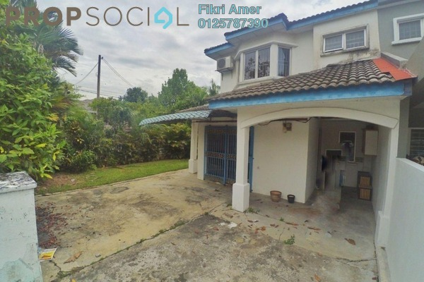For Sale Terrace at Seksyen 4, Bandar Baru Bangi Leasehold Unfurnished 5R/3B 650k