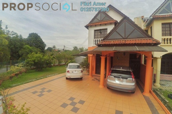 For Sale Terrace at Seksyen 4, Bandar Baru Bangi Leasehold Unfurnished 4R/3B 900k