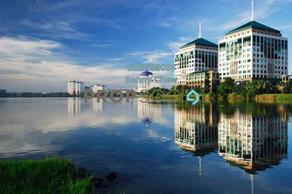 For Rent Office at Mines Waterfront Business Park, Seri Kembangan Freehold Semi Furnished 0R/0B 8.75k