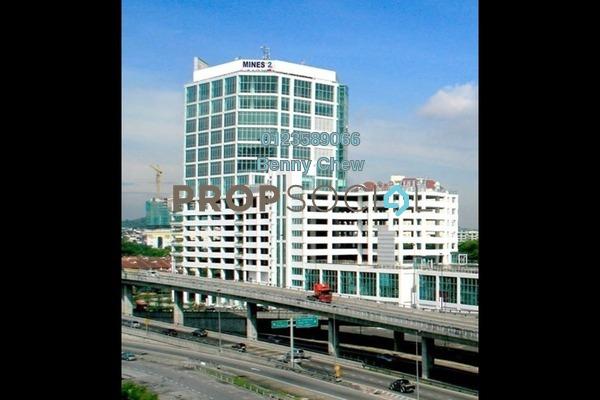 For Rent Office at Mines 2, Seri Kembangan Freehold Semi Furnished 0R/0B 14k
