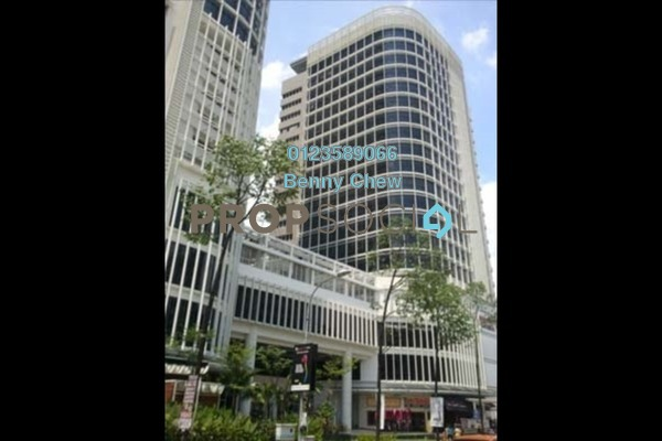 For Rent Office at One Mont Kiara, Mont Kiara Freehold Semi Furnished 0R/0B 9k