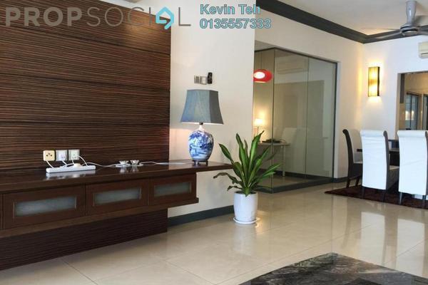 For Rent Condominium at La Grande Kiara, Mont Kiara Freehold Fully Furnished 3R/3B 4.7k