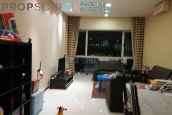 For Rent Condominium at Suasana Sentral Condominium, KL Sentral Freehold Fully Furnished 3R/2B 4.5k