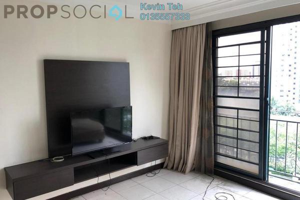 For Sale Condominium at Vista Kiara, Mont Kiara Freehold Semi Furnished 3R/2B 642k