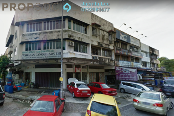 For Sale Shop at Taman Connaught, Cheras Freehold Unfurnished 0R/2B 640k