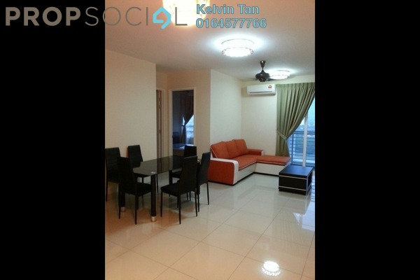 For Rent Condominium at Ocean View Residences, Butterworth Freehold Fully Furnished 3R/2B 1.3k