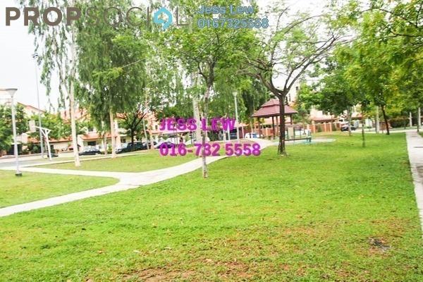 For Rent Terrace at Bandar Nusaputra, Puchong Freehold Semi Furnished 4R/3B 1.6k