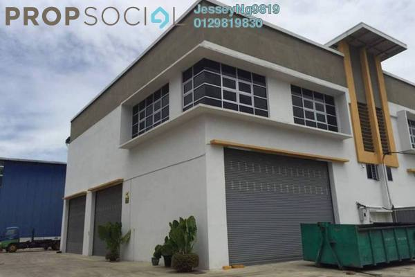 For Rent Factory at IGB International Industrial Park, Ipoh Freehold Unfurnished 0R/2B 4.5k